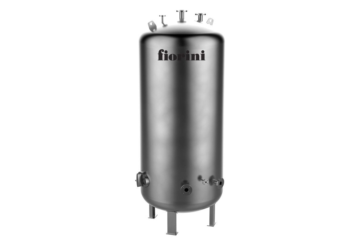 AV STEAM ACCUMULATOR TANK