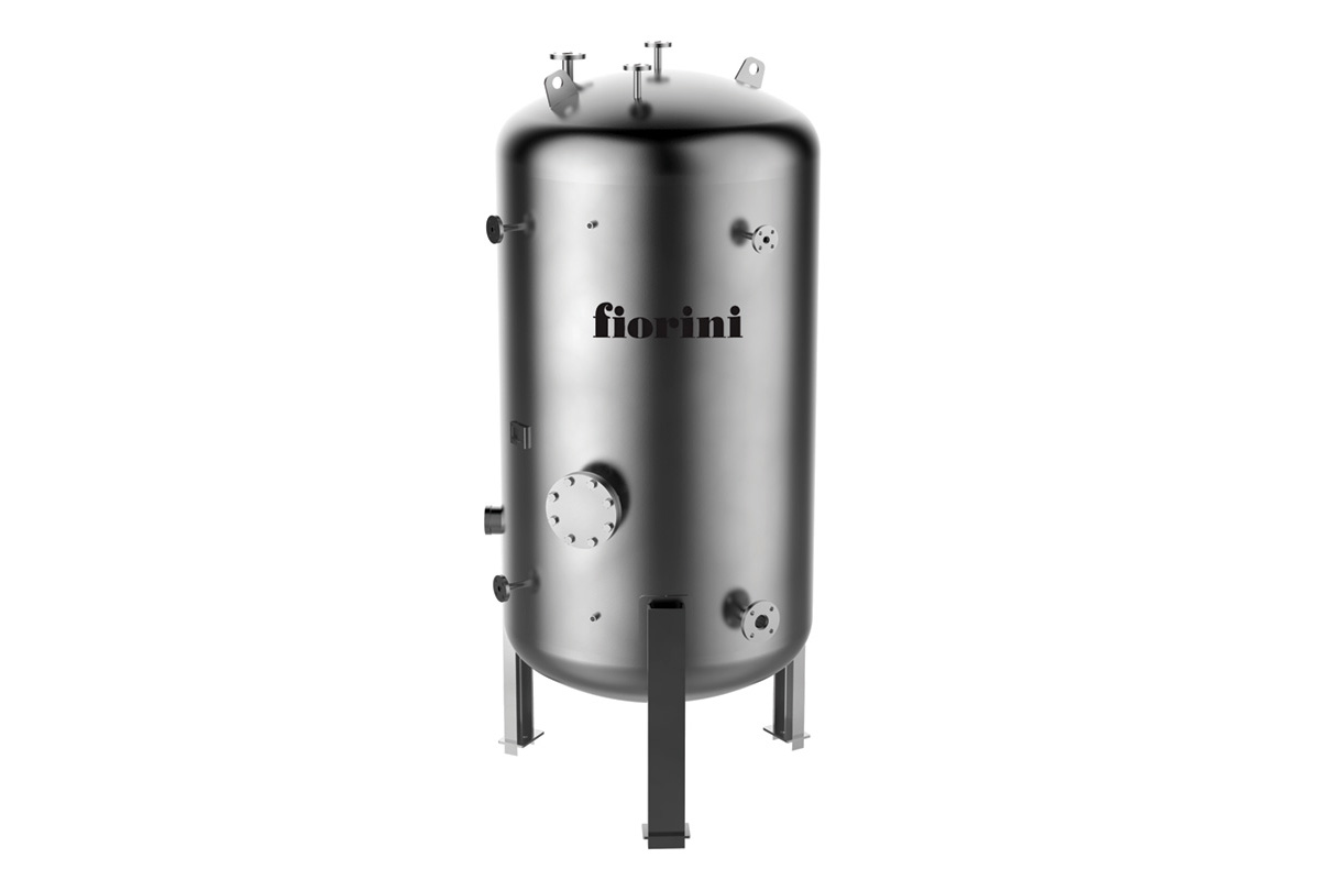 VO EXPANSION VESSELS FOR DIATHERMIC OIL